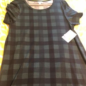 Brand New!  LuLaRoe XL Carly Dress
